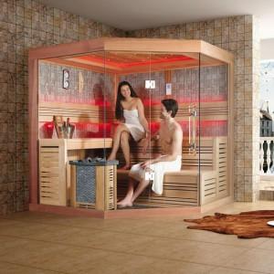 Typizované sauny