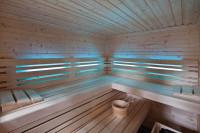 Comfort sauna