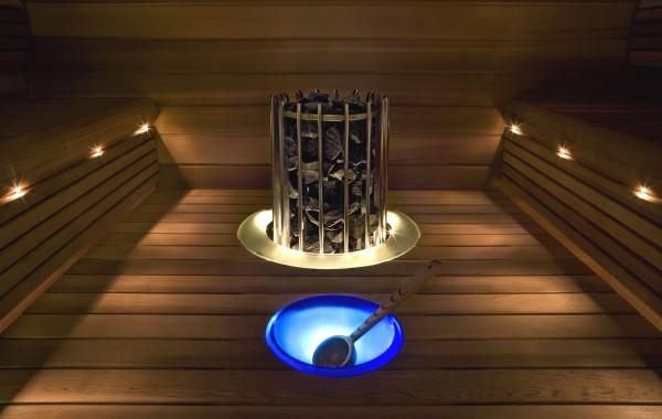 Exclusive sauna