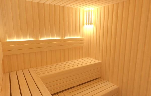 Ideal sauna