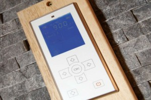 LCD-Touch screen