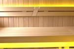 Podsvicení laviček a opěrek