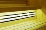 Podsvícení laviček