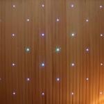RGB osvětlení do sauny