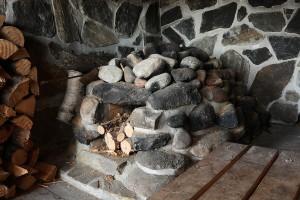 smoke sauna