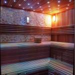 interiér sauna 1233