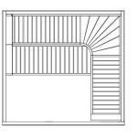 sauna 1212 půdorys