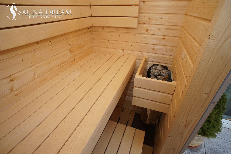 Bezpečnostvní saunové dveře
