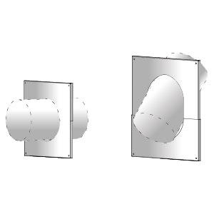 Komínová příruba Harvia 115 mm