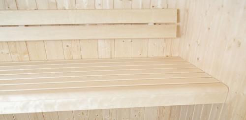 Comfort saunovací lavice