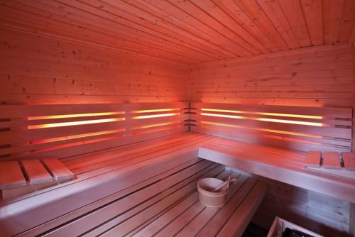 Comfort domácí sauna