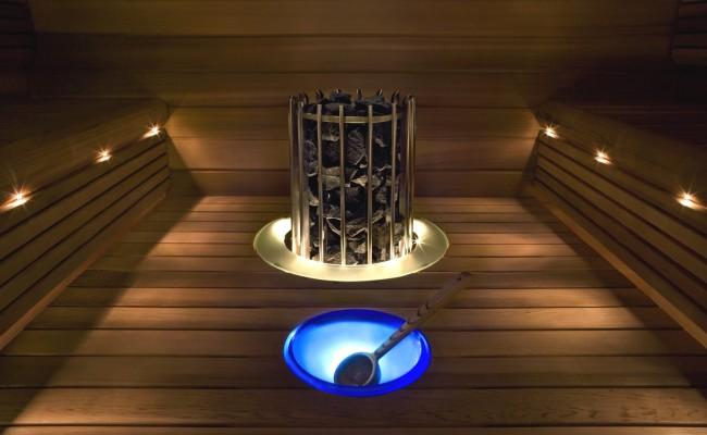 Exclusive domaci sauna