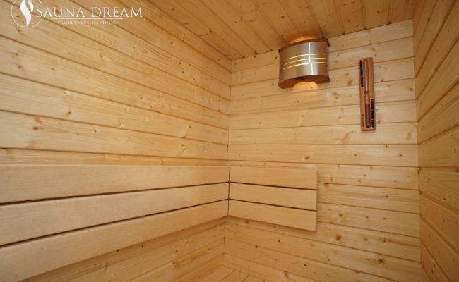 Interiér-saunové-kabiny-výbava-Comfort-finský-smrk-a-africká-vrba-abachi