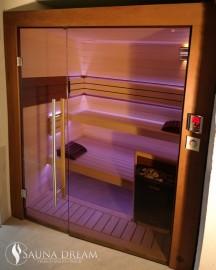 Sauna-Modern