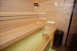 Sauna na míru- finský smrk
