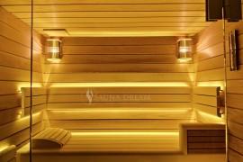 Ideal termo sauna-osika thermowood
