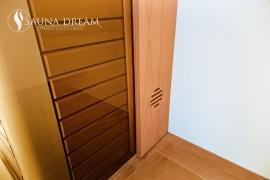 Ventilace saunové kabiny