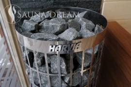 saunová kamna Harvia Cilindro